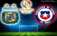 Argentina vs Chile domingo 26 de junio de 2016 | Final Copa América Centenario
